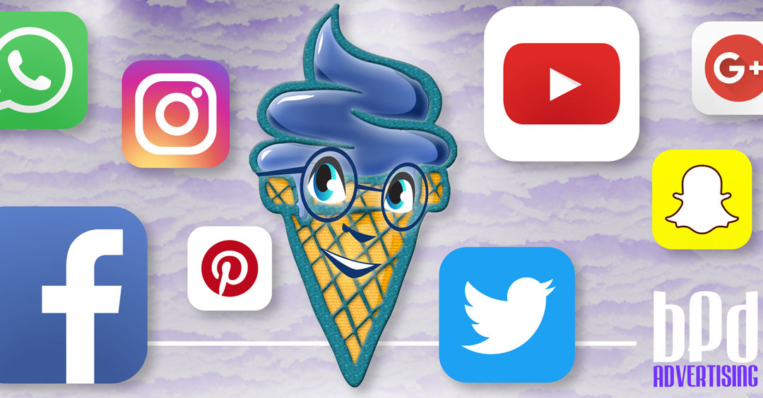 A RECIPE FOR A SUCCESSFUL SOCIAL MEDIA ICE-CREAM