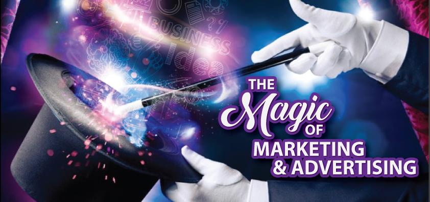 The Magic Of Marketing & Advertising