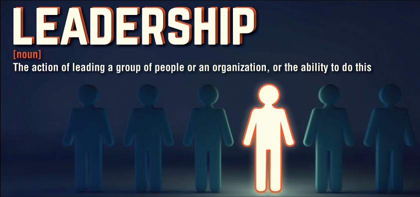 leadership header