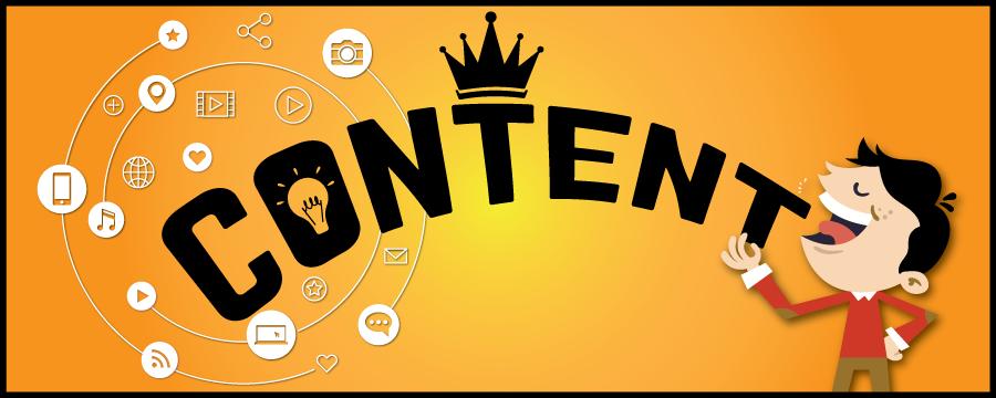 CONTENT – Quality vs Quantity